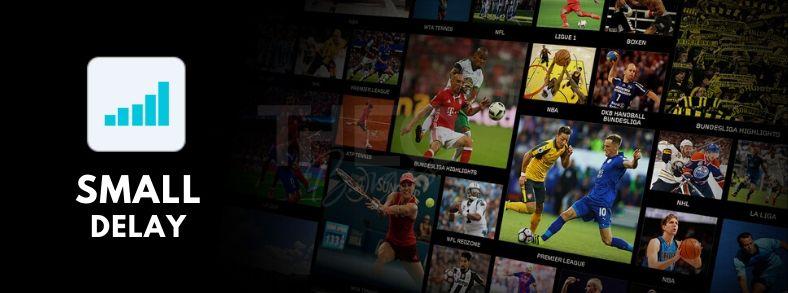 Small Delay – Streaming para Trader Esportivo
