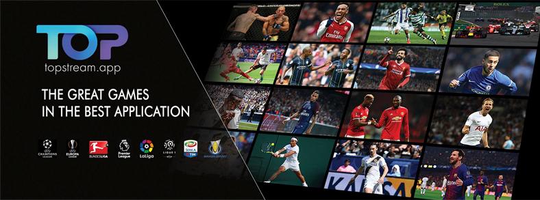 TopStream – Transmissões para Trading Esportivo