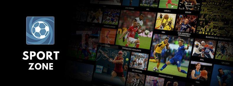 SportZone – Streaming Gratuita para Trader Esportivo