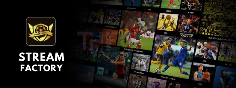 Stream Factory – Streaming para Trader Esportivo